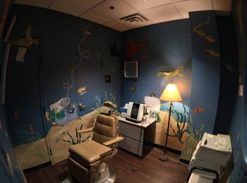 Children's Exam Room