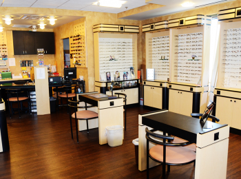 The Optical Shop